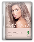 Maya Diab - My Maya (Lyrics Video Clip)