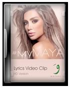Maya Diab - My Maya (Lyrics Video Clip)