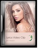 Maya Diab My Maya (Lyrics Video Clip) 2015