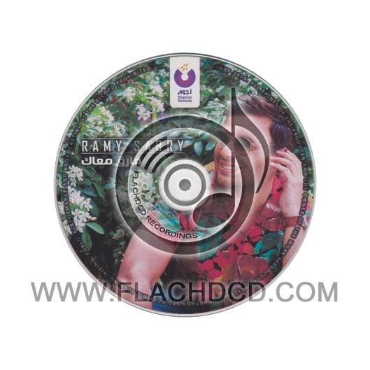 Original CD Ramy Sabry Farek Maak